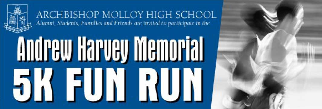 Andrew Harvey Memorial 5K Fun Run