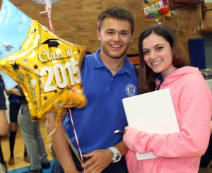 2015 Graduation Breakfast