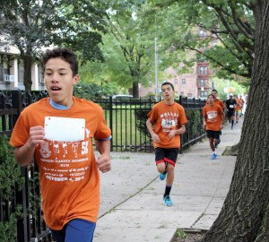 Andrew Harvey Memorial 5K Fun Run (2015)