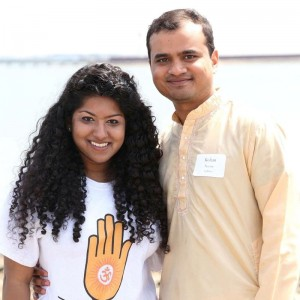 Aminta Kilawan '06 & Rohan Narine '02