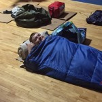 2015 Solidarity Sleep Out