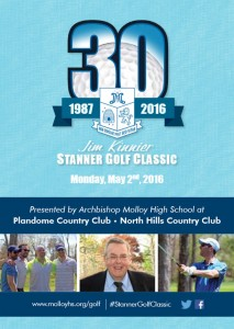 Stanner Golf Classic 2016 Invitation