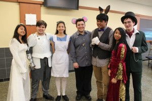 The Stanner Players Present: Alice in Wonderland