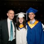 Mr. Sheehan, Stacy Kanellopoulos, and Peter Maisano.