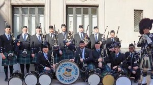 Alumni Pipes & Drums looking for new members.