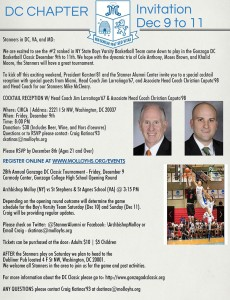 DC Alumni Reception & Gonzaga Classic Tournament