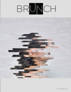 "The cover of the first issue of ""brUNch"""
