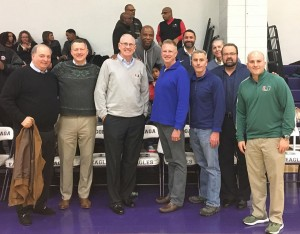 Alumni Gather for Gonzaga Classic