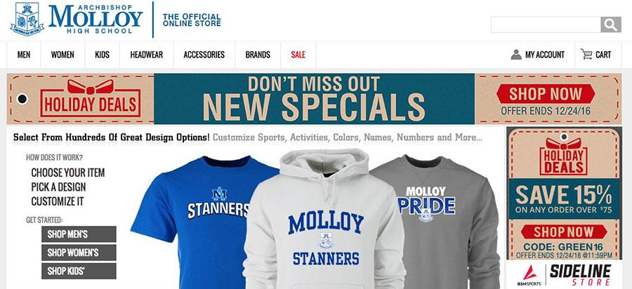 www.molloyhs.org