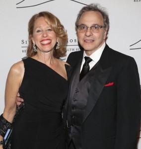 Lisa and Rocco Marotta