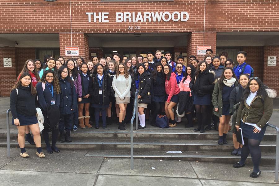 Briarwood Shelter Volunteers